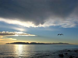 Amanecer Mar de Cortés