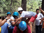 out door leadership camp New Mexico