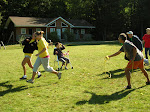 Dalhousie University:  Recreation orientation camp September 2009