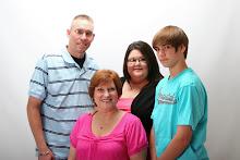 Grandma Judi, Jess, Shawni, and Brett