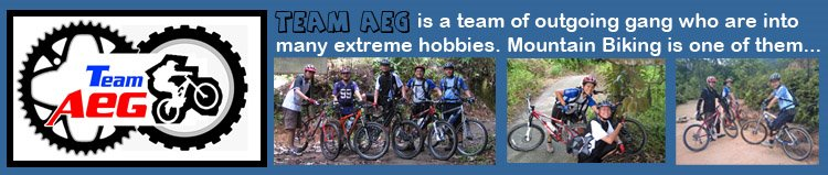 Team AEG - MTB Blog