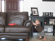 Kasen and the Couch