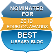 Nomination/Finalist: 2010 Edublog Awards