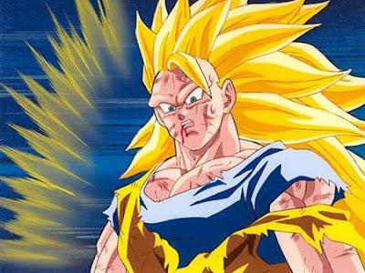 all super saiyan forms of goku. all super saiyan forms of goku