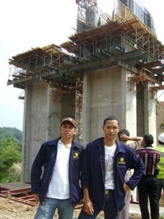"""Field Trip """"Tol Semarang """""""