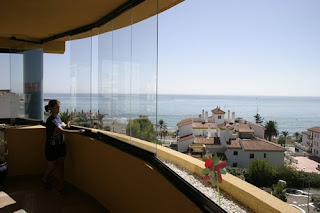 Cristales invisibles lumon catalu a cristales invisibles para terrazas porches p rgolas - Cristaleras para terrazas ...