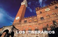 Itinerarios Clasicos por la Toscana
