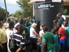 Improving access through rain water harvesting