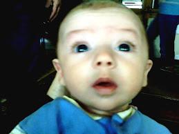 Beautiful Blue Eyed Boy