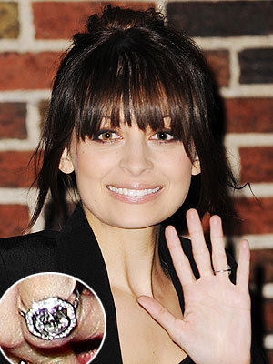 Nicole Richie Engagement Ring!