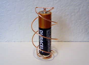 How To Build A Super Simple Electric Motor Out Of Stuff You Already Have moreover Watch as well Bottle rocket science fair project moreover How To Make The Nerdiest Bat Signal For Your Desk furthermore Ri Science This Is A Homopolar Motor Its. on homopolar motor science project
