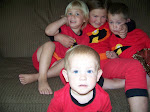 My Four Crazy Kids