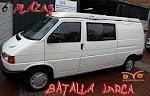 VW  MALIBU  BATALLA  LARGA  6  PLAZAS  , 2.4 D  AÑO 94, 78 CV, CARTHAGO