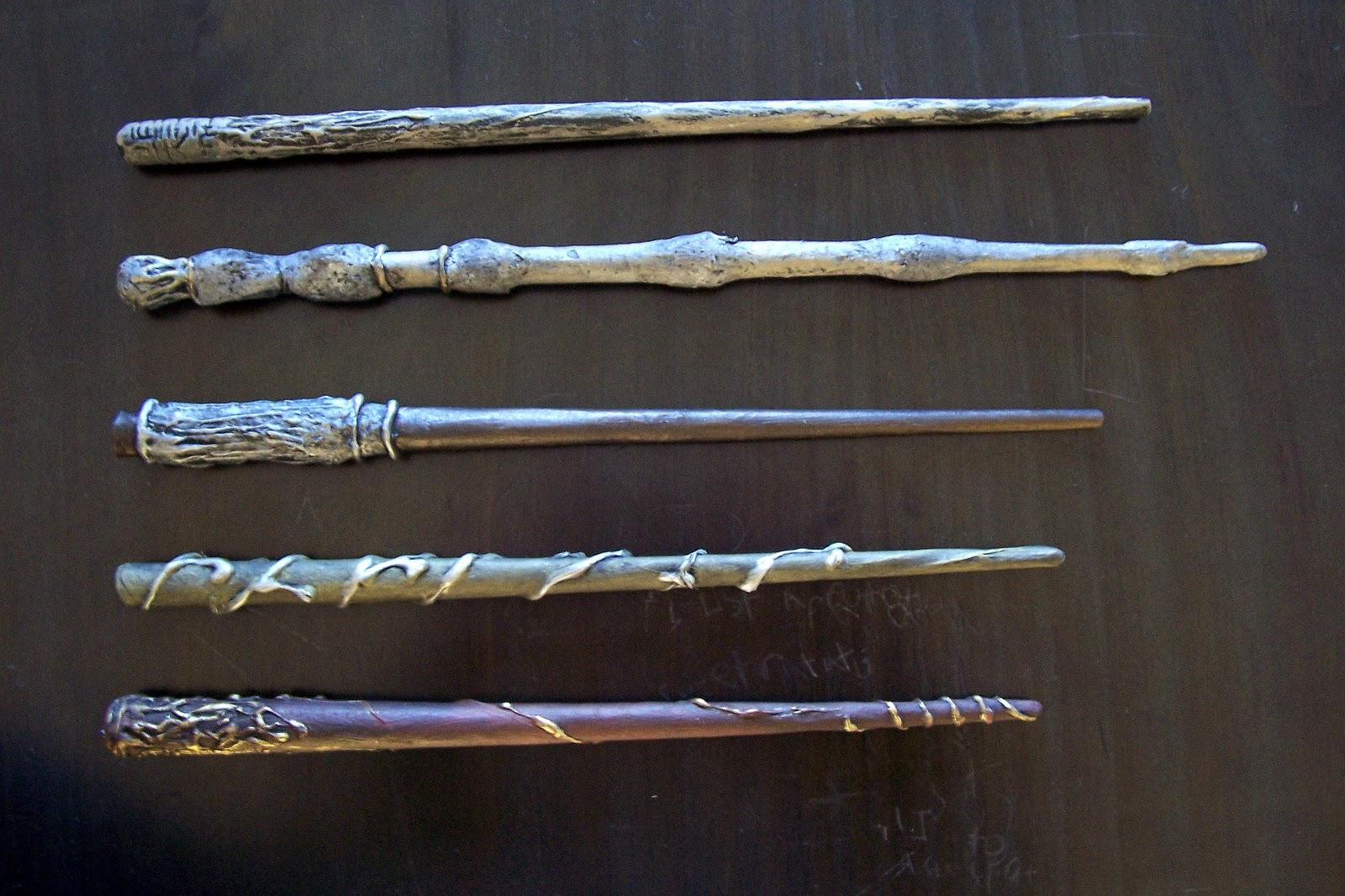 A million universes making magic for Light up elder wand