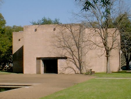 Mark Rothko Chapel. Mark Rothko, Rothko Chapel