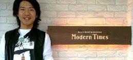 大阪 モダンタイムズ Modem time barber shop
