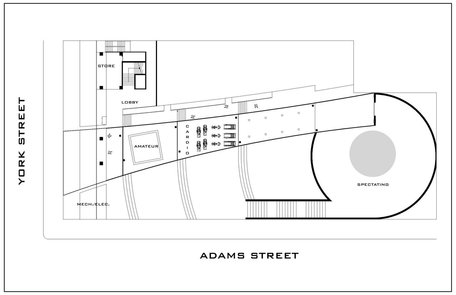 Jr villegas com gym plans for Gym blueprints