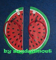 Sandal Imoet Watermelon by sandalimoet