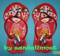 Sandal Imoet Strawberry Short Cake by sandalimoet