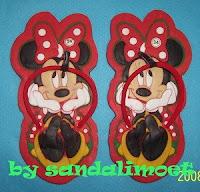 Sandal Imoet Minnie Romance by sandalimoet