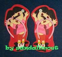 Sandal Imoet Dora Hooray by sandalimoet