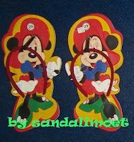 Sandal Imoet Minnie Giggle by sandalimoet