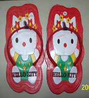 Sandal Imoet Hello Kitty by sandalimoet