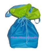 Candy Wrap Goody Bag - Art Ria Crafts by Monica Ria