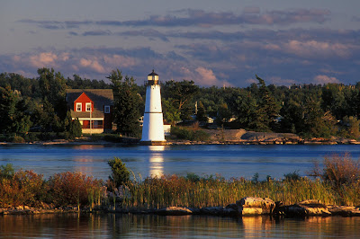 lawrence river