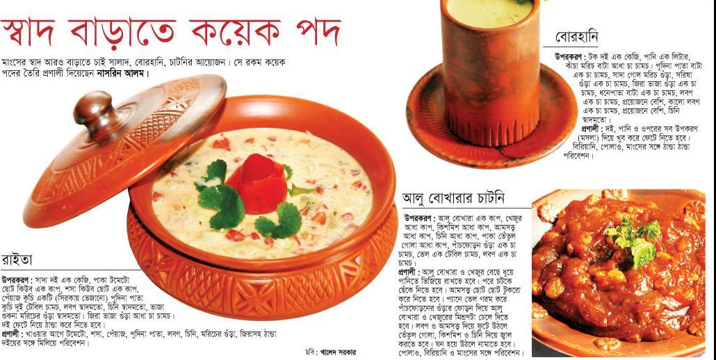 Eid ul azha recipe bengali recipes bengali recipes forumfinder Image collections