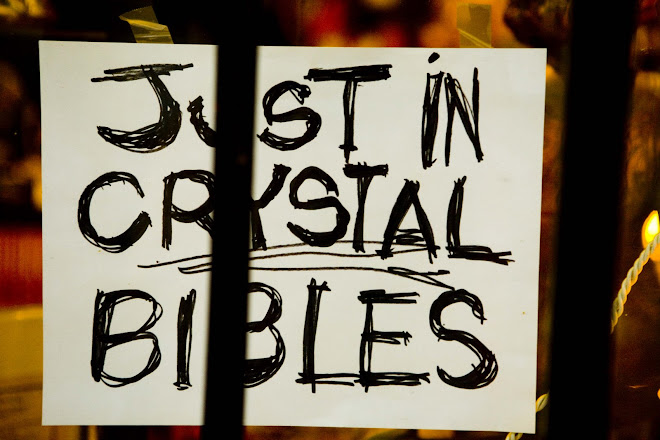 just in crystal bibles.