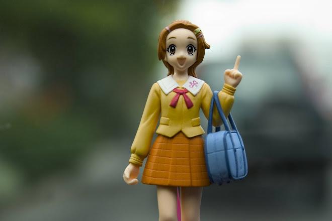 Anime girl.