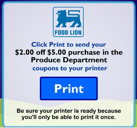 Food lion coupons pdf