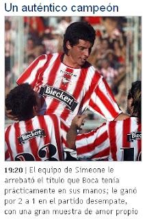 Imagen publicada en La Nación