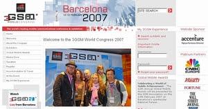 Sitio web del congreso