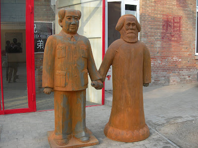 Mao and Marx