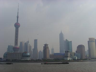 Pudong scene
