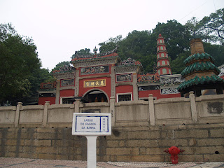 outside the seafarer's temple