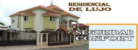 RESIDENCIAL DE LUJO