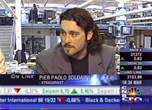 Intervista sul network CNBC