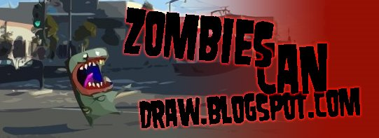 Internet Zombie Movie Storyboarding!