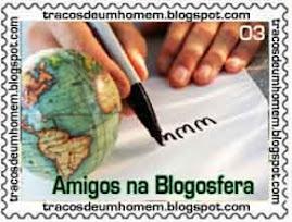AMIGOS NA BLOGOSFERA