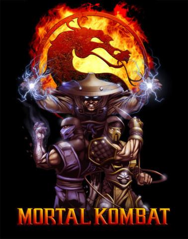 mortal kombat. Mortal Kombat
