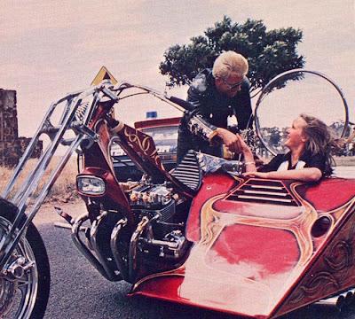 mitch Trike patrol
