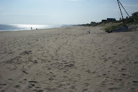 the location beach at Norfolk VA