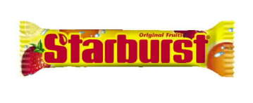 Advertising Starburst Gold Related Keywords & Suggestions ...