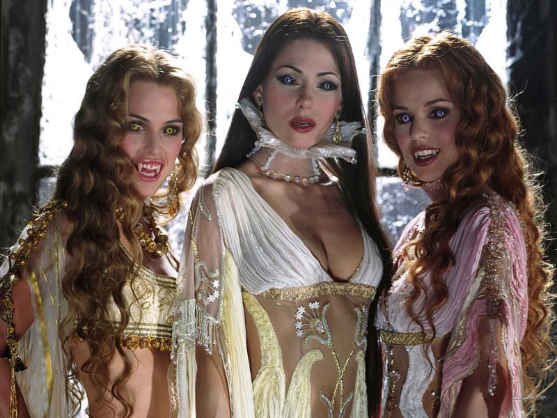 смотреть фильм ван хельсинг путь вампира: