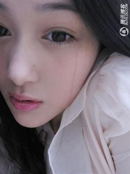 VIANN ZHANG XINYU PHONE PHOTO HOT - ASIAN GIRL MODELS
