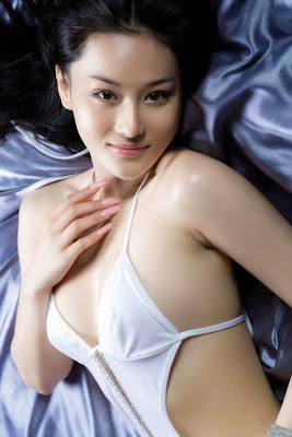 Sexy Zhang Xin Yu Bikini - Chinese Cute Girl Model - Zhang Xin Yu Pictures Gallery