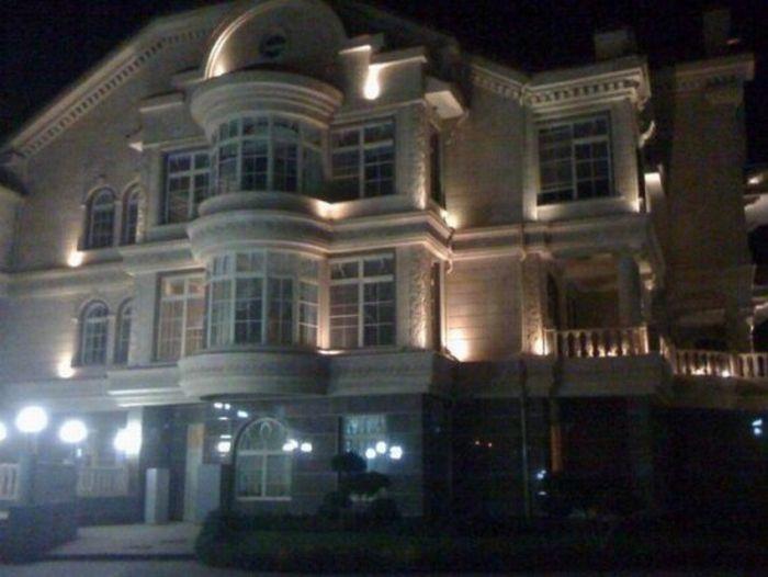 ellegent house of ramzan kadyrov
